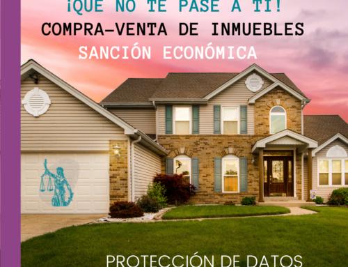 Inmobiliarias-Multa en compra-venta de inmueble